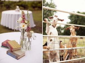Warning: Goats Not Included (Credit: Green Wedding Shoes)