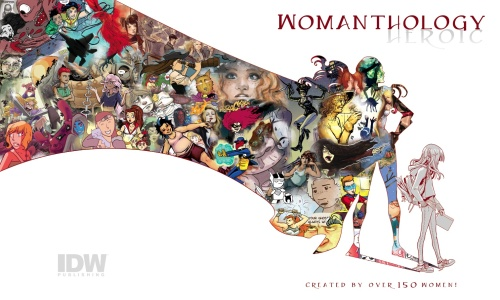 WomanthologyHeroic
